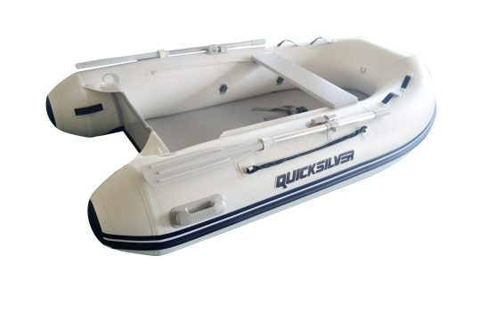 Quicksilver Air Deck